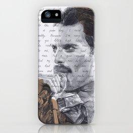 Bohemian Rhapsody iPhone Case