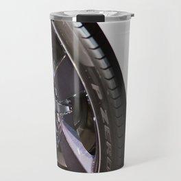 Chrysler 300C Car Wheel Travel Mug