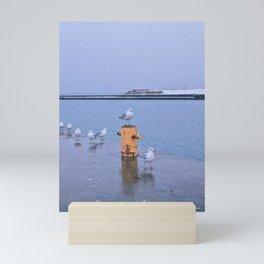 Bird Boy Mini Art Print