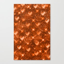 Orange is Underrated Canvas Print