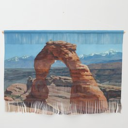 delicate arch Wall Hanging