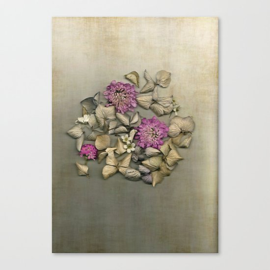 Keepsake Canvas Print