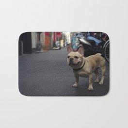 Osaka Bull dog Bath Mat