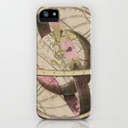 Van Loon - The Earth and Surrounding Heavens, 1708 iPhone Case