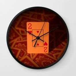 Love of two Wall Clock