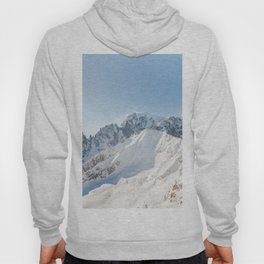 Monte Bianco / Mont Blanc mountain's beauty Hoody