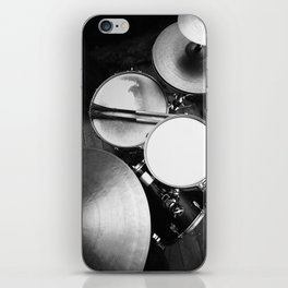 Drums iPhone Skin