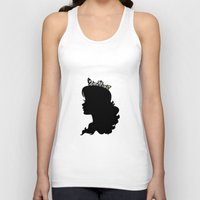 silhouette Tank Tops featuring Silhouette by Urlaub Photography