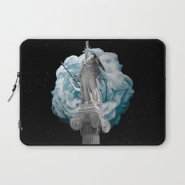 She Takes on the World Laptop Sleeve