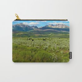 Colorado cattle ranch Carry-All Pouch