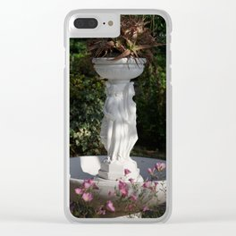 Three Graces Clear iPhone Case