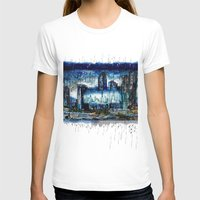 singapore T-shirts featuring Singapore  by sladja