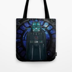 Emperor's Wrath Darth Vader Tote Bag