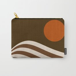 Swell - Cocoa Stripes Carry-All Pouch