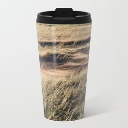 Windswept Metal Travel Mug