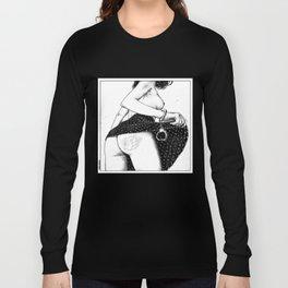 asc 803 - La prime de libération (Released with a bond) Long Sleeve T-shirt
