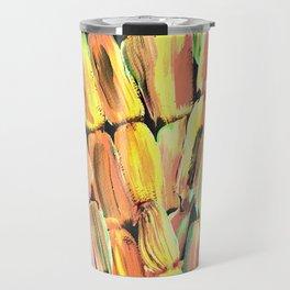 Golden Sweet Yellow Sugarcane Travel Mug