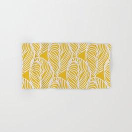 Petaluma, yellow Hand & Bath Towel