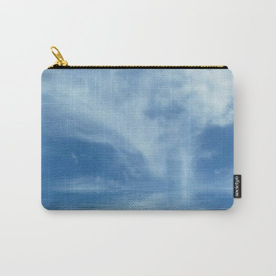 Sky Meets Sea Carry-All Pouch