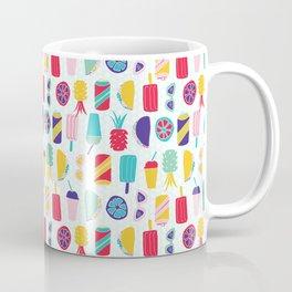 Summertime Fun Print Coffee Mug