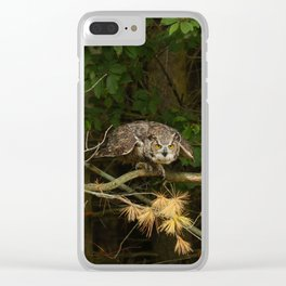 On your mark get set go Clear iPhone Case