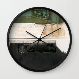 Memory Of Wall Clock