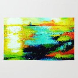 Ocean Sunrise Rug