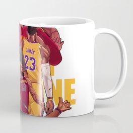 King james of Champion Coffee Mug