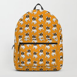 Play With Me Frenchie Design Backpack