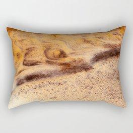 African Earth Rectangular Pillow