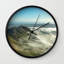 Geologic 1 Wall Clock