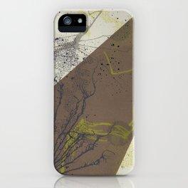 Memoir #9 iPhone Case