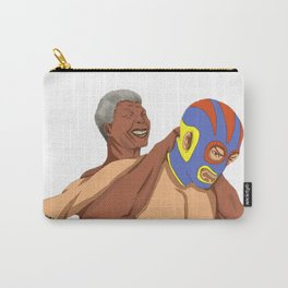 Full Nelson Mandela Carry-All Pouch