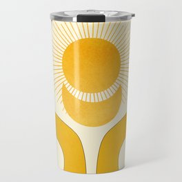 Holding the Light Travel Mug