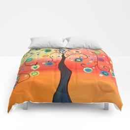 Fiesta Tree Comforters