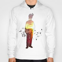 soldier Hoodies featuring Soldier by CAtsNDresses