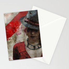 Clandestine Stationery Cards