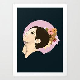 Barbra Streisand Art Print