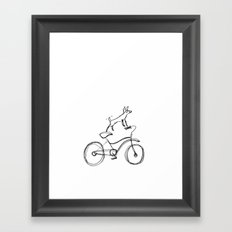 Nacho Framed Art Print