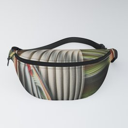 Cluttering Road Fanny Pack