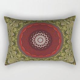 Better than Yours Colormix Mandala 7 Rectangular Pillow