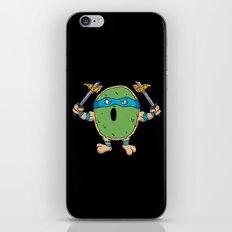 Leonardonut iPhone & iPod Skin