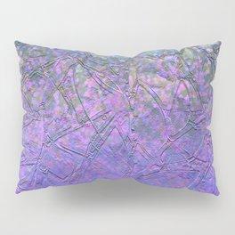 Sparkley Grunge Relief Background G181 Pillow Sham