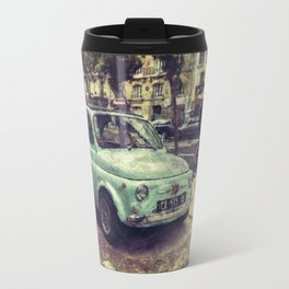 Fiat 500 Abarth Travel Mug