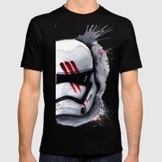 Finn Stormtrooper Traitor StarWARS The Force Awakens The Empire MEDIUM Black Mens Fitted Tee