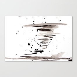 destro Canvas Print