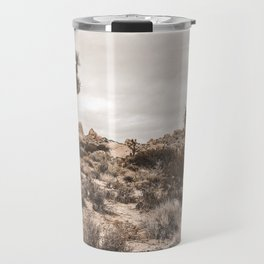 Joshua Tree National Park Landscape Travel Mug