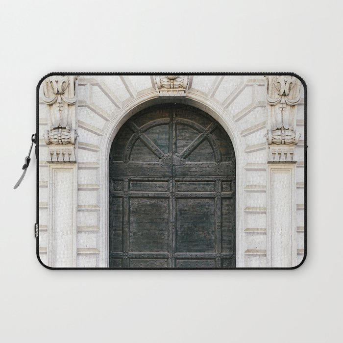 Roma - Rome Italy Architecture Photography Laptop Sleeve