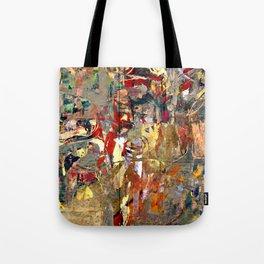 Troubled Mind  II Tote Bag