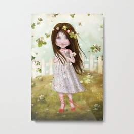 Annalise Lane Metal Print